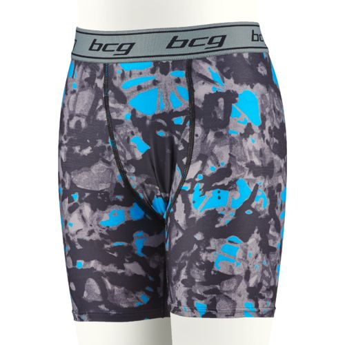 BCG™ Boys' Printed Compression Training Brief