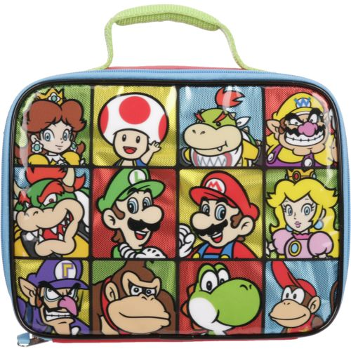 Nintendo Super Mario Insulated Lunch Kit