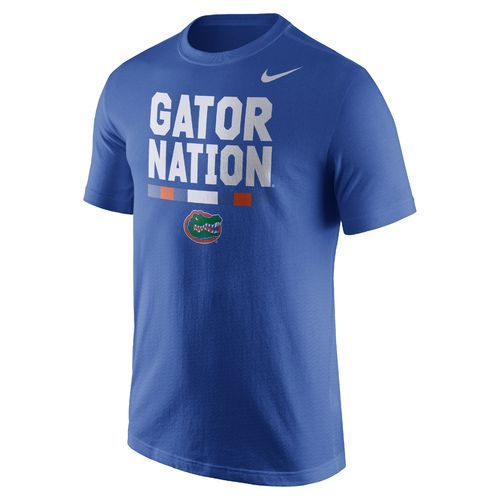 Nike™ Men's University of Florida Local Verbiage T-shirt