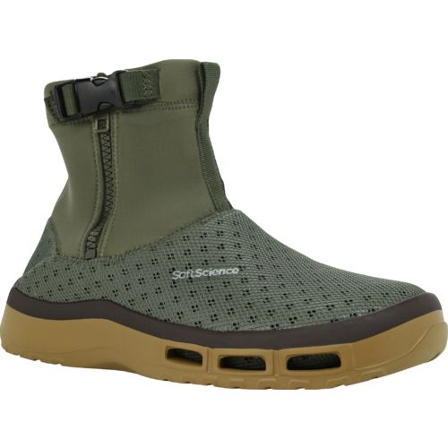Display product reviews for SoftScience Men's Fin Fishing Boots