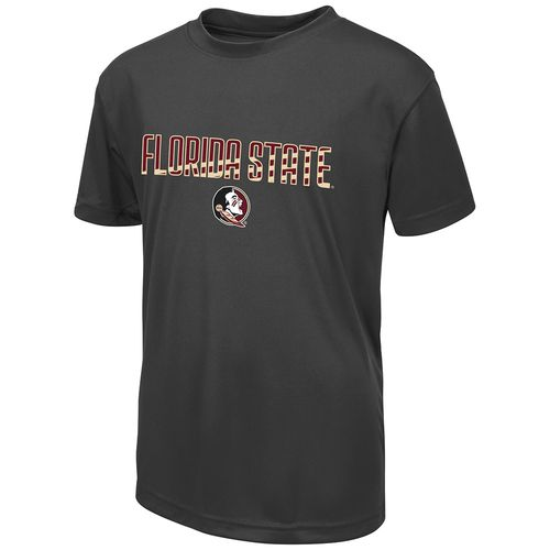 Colosseum Athletics Boys' Florida State University Team Stripe T-shirt