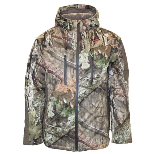 10X Men's Silent Quest Insulated Parka with Scentrex