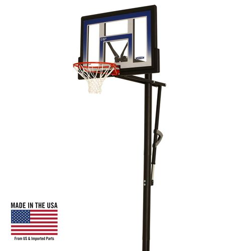 Lifetime 48' Action Grip Polycarbonate Inground Basketball Hoop