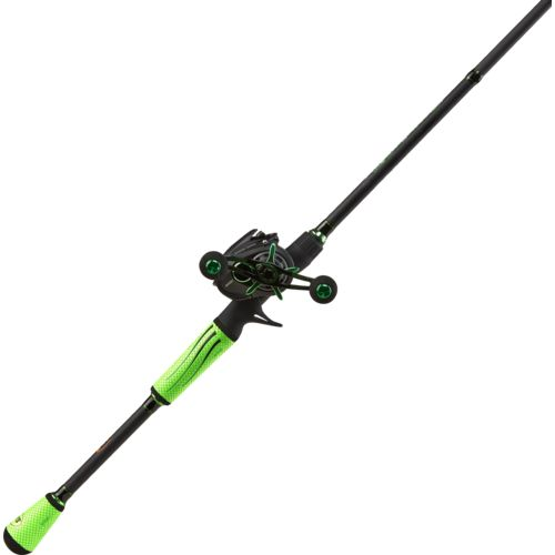 Lew's Mach II Speed Spool SLP Baitcast 7 ft MH Rod and Reel Combo