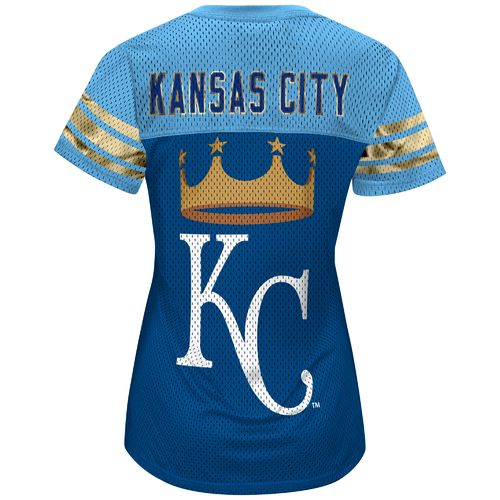 G-III for Her Women's Kansas City Royals All American T-shirt