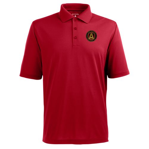 Antigua Men's Atlanta United FC Pique Polo Shirt