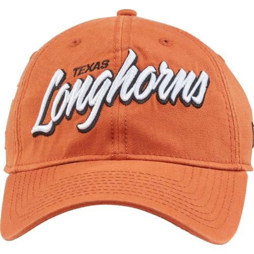 New Era Men's University of Texas Core Script Cap