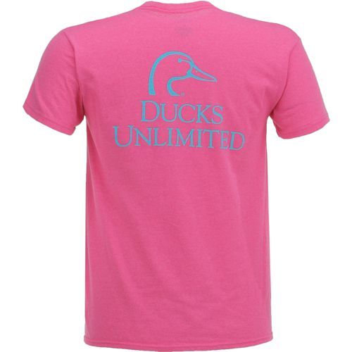 Ducks Unlimited Men's Logo T-shirt - view number 1