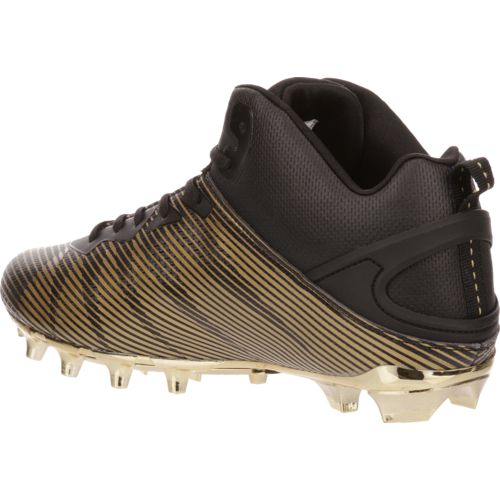 Rawlings Men's Syndicate Mid Football Cleats - view number 3