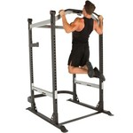Fitness Reality X-Class Light Commercial High Capacity Olympic Power Cage - view number 4