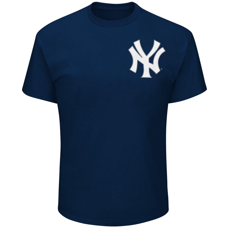 Wholesale Majestic Men's New York Yankees Short Sleeve T-shirt