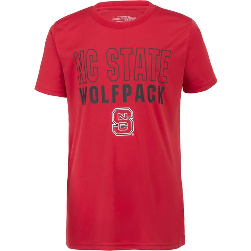 Colosseum Athletics Boys' North Carolina State University Team Mascot T-shirt