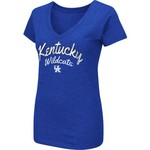 Colosseum Athletics Women's University of Kentucky Team Font Arch T-shirt - view number 1