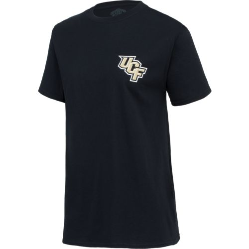 New World Graphics Women's University of Central Florida Logo Aztec T-shirt - view number 3