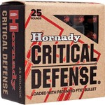 Hornady .357 Magnum 125-Grain Critical Defense® Handgun Ammunition - view number 1