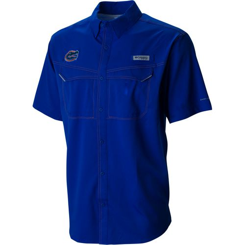 Columbia Sportswear Men's University of Florida Low Drag Offshore Shirt