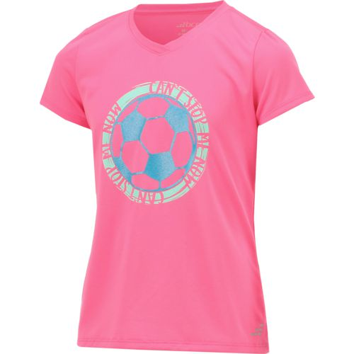 BCG Girls' Turbo Can't Stop Me Now Graphic Short Sleeve T-shirt - view number 3