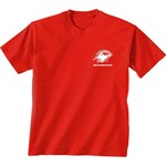 New World Graphics Women's Lamar University Terrain State T-shirt - view number 2