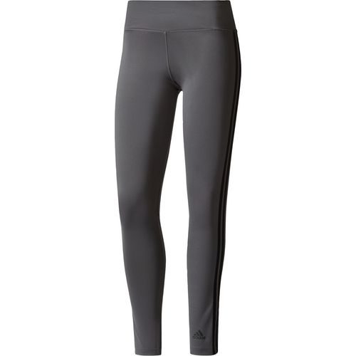 adidas Women's D2M 3-Stripes Long Tight