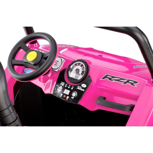 Peg Perego Girls' Polaris RZR 900 12 v Ride-On Vehicle - view number 7