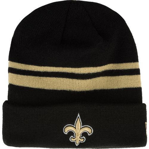 New Era Men's New Orleans Saints Cuff Knit Cap