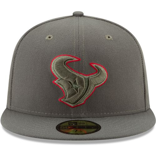 New Era Men's Houston Texans Salute to Service '17 59FIFTY Cap