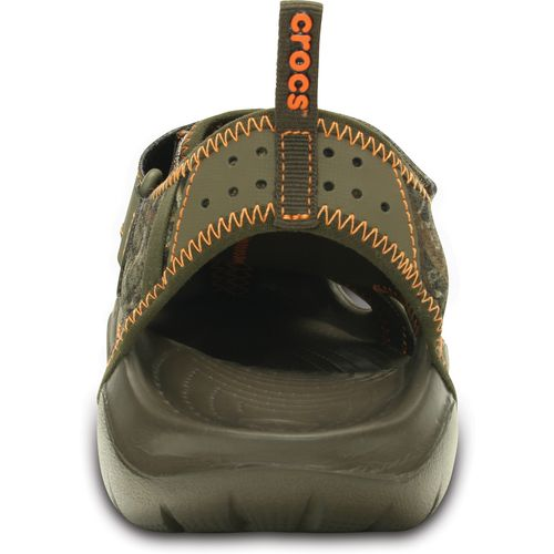 Crocs Men's Swiftwater Realtree Max-5 Sandals - view number 3