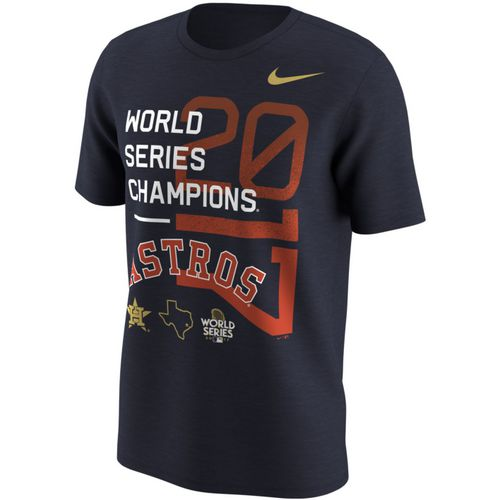 Nike Men's Astros World Series Champions T-Shirt