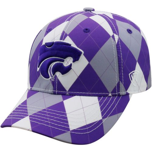 Top of the World Men's Kansas State University Out Loud 3-Tone Cap