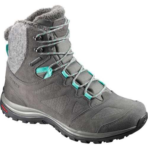 Salomon Women's Mid Ellipse Winter GTX Hiking Shoes