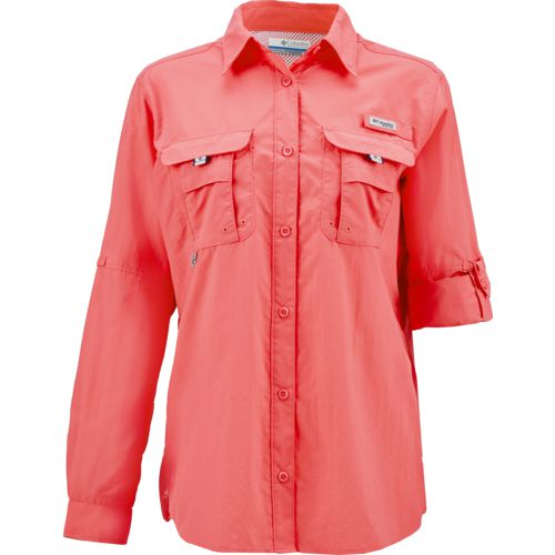 Display product reviews for Columbia Sportswear Women's Bahama Long Sleeve Top
