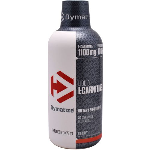 Dymatize Liquid L-Carnitine Dietary Supplement