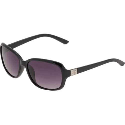 SOL PWR Lifestyle Polarized Rectangle Sunglasses
