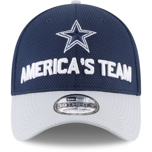 New Era Men's Dallas Cowboys 2018 Draft 39THIRTY Cap
