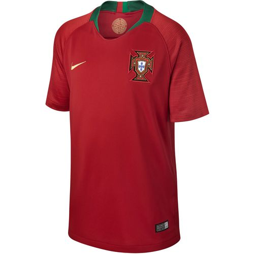 Nike Kids' Portugal Stadium Home Jersey