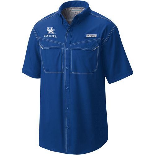 Columbia Sportswear Men's University of Kentucky Low Drag Offshore Fishing Shirt - view number 2
