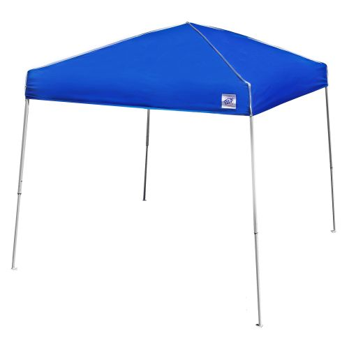 E-Z UP  Sierra II 10  x 10  Angled Leg Pop Up Canopy