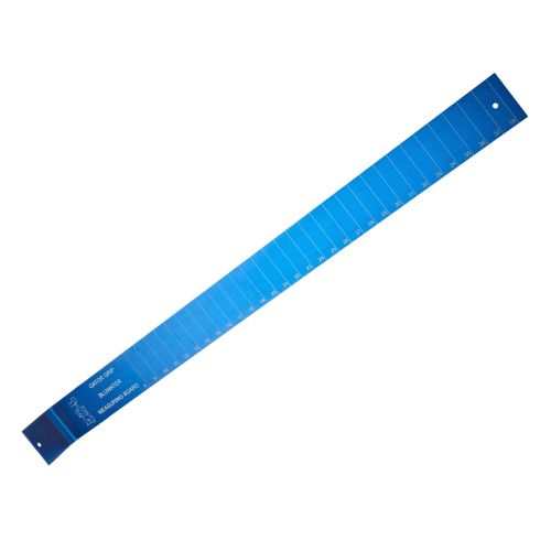 "Display product reviews for Gator Grip 38"" Bluewater Measuring Board"