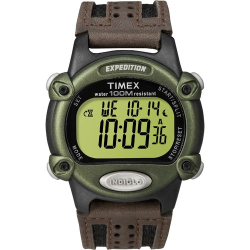 Timex Adults' Expedition® Chrono Alarm Timer Watch