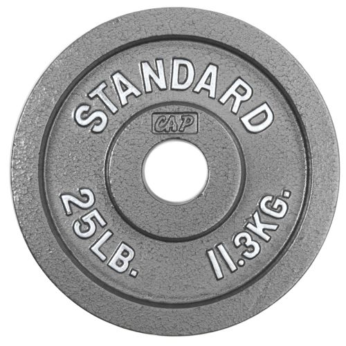 Display product reviews for CAP Barbell Slim-Line 25 lb. Olympic Plate