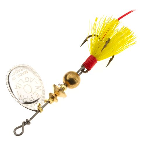 Mepps Aglia 1/8 oz Dressed Treble In-Line Spinner