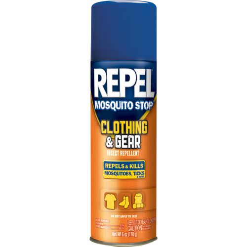 Repel Mosquito Stop Clothing and Gear Insect Repellent - view number 1