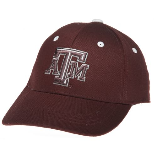 Top of the World Kids' 1-Fit Texas A&M Cap