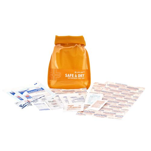 Lifeline 33-Piece First Aid Kit