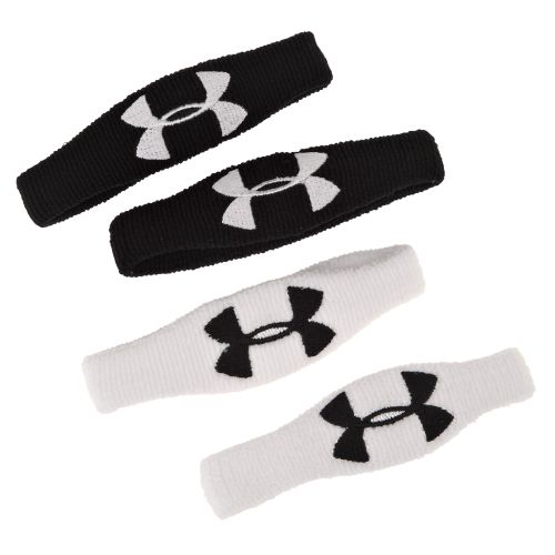 "Image for Under Armour® 1/2"" Oversize Performance Wristbands 4-Pack from Academy"