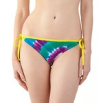 O'Rageous Women's Print Triangle Bikini Top - view number 1