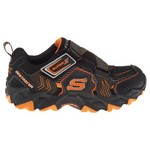 SKECHERS Boys' Ibex Z-Strap Athletic Lifestyle Shoes