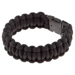 Bison Designs Paracord Side-Release Cobra Large Survival Bracelet