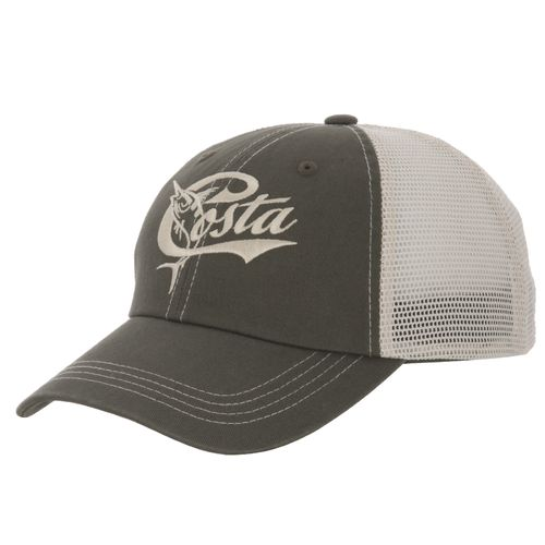 Costa Del Mar Adults' Retro Trucker Hat