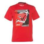 Nike Boys' LeBron Fresh Basketball T-shirt